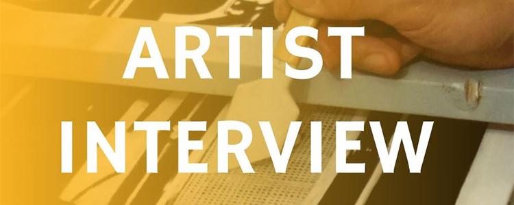 アーティストインタビュー